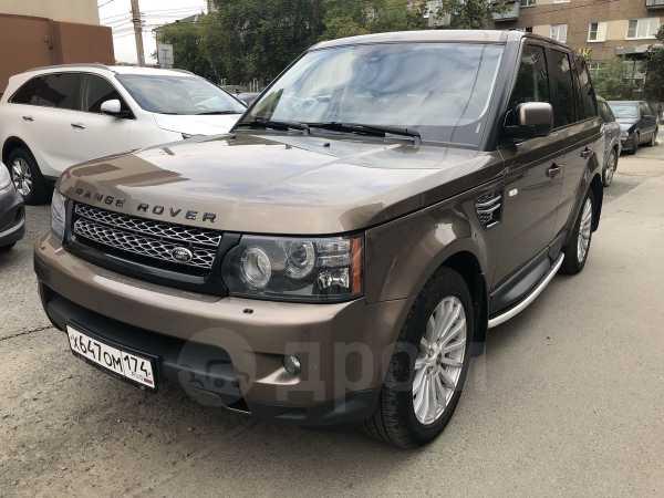 Land Rover Range Rover Sport, 2011 год, 1 490 000 руб.