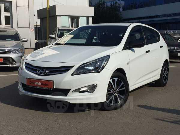 Hyundai Solaris, 2015 год, 597 300 руб.