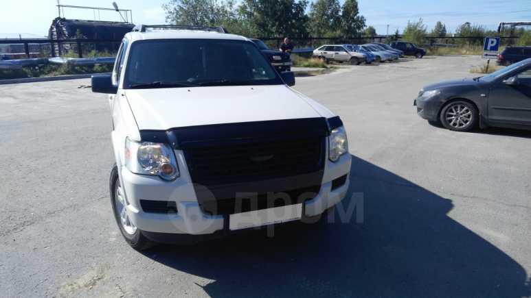 Ford Explorer, 2008 год, 600 000 руб.