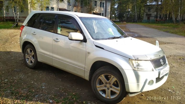 Suzuki Escudo, 2008 год, 810 000 руб.