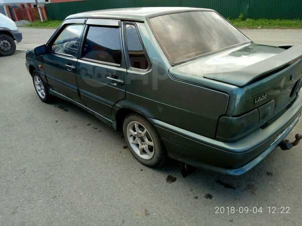 Лада 2115 Самара, 2008 год, 110 000 руб.