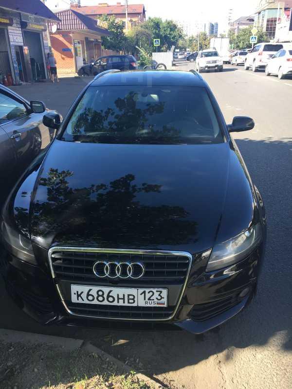 Audi A4, 2010 год, 550 000 руб.