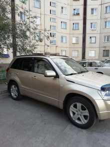 Северобайкальск Grand Vitara 2007