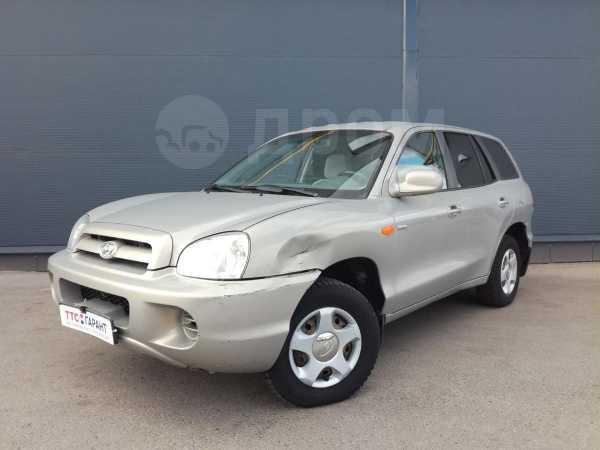 Hyundai Santa Fe, 2008 год, 318 700 руб.