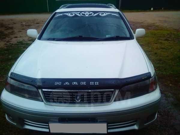 Toyota Mark II Wagon Qualis, 2000 год, 350 000 руб.