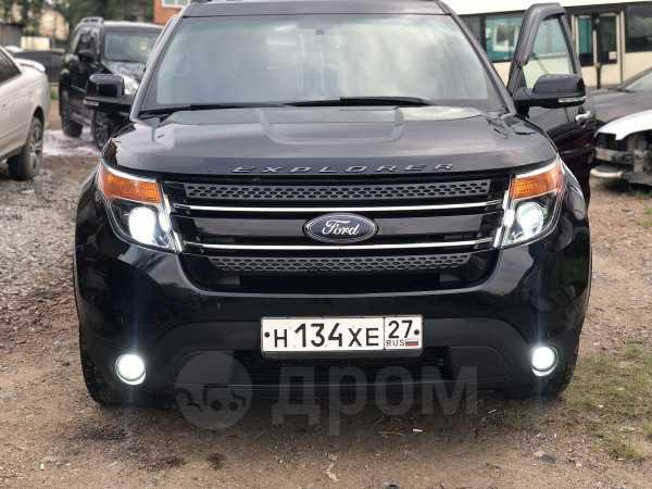 Ford Explorer, 2013 год, 1 550 000 руб.