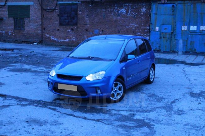 Ford C-MAX, 2007 год, 190 000 руб.