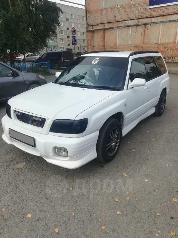 Subaru Forester, 2002 год, 320 000 руб.