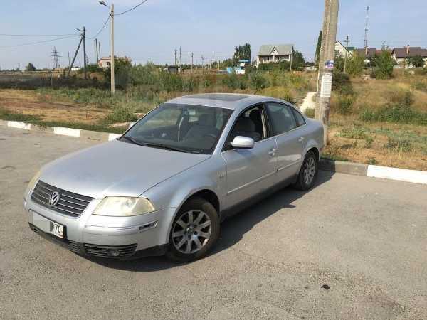 Volkswagen Passat, 2001 год, 215 000 руб.