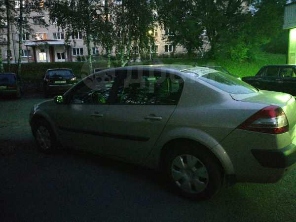 Renault Megane, 2006 год, 245 000 руб.