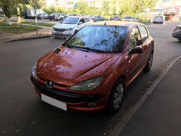 Peugeot 206, 2001 год, 155 000 руб.