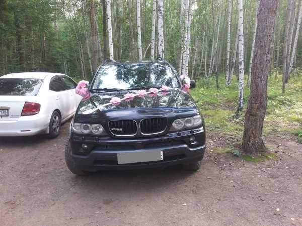 BMW X5, 2004 год, 690 000 руб.