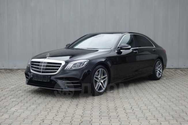 Mercedes-Benz S-Class, 2018 год, 7 800 000 руб.