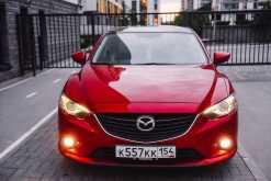 Новосибирск Mazda6 2013