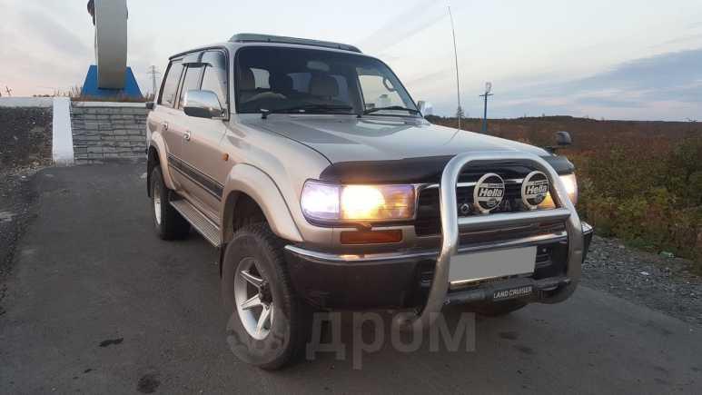 Toyota Land Cruiser, 1994 год, 1 100 000 руб.