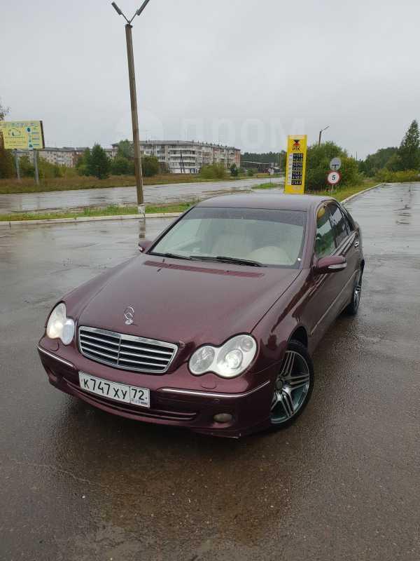 Mercedes-Benz C-Class, 2006 год, 445 000 руб.