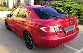 Джигинка Mazda6 2006