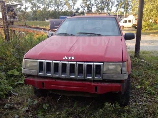 Jeep Grand Cherokee, 1996 год, 97 500 руб.