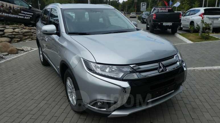 Mitsubishi Outlander, 2018 год, 1 504 000 руб.