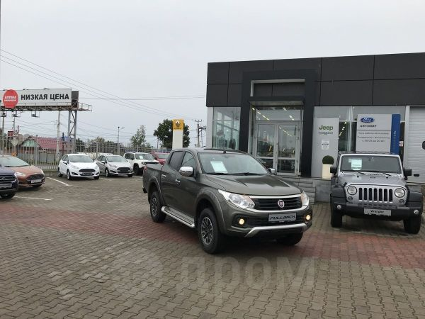 Fiat Fullback, 2018 год, 2 136 000 руб.