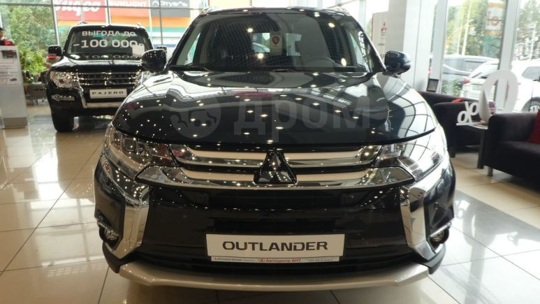 Mitsubishi Outlander, 2018 год, 1 774 000 руб.