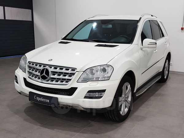 Mercedes-Benz M-Class, 2011 год, 1 070 000 руб.
