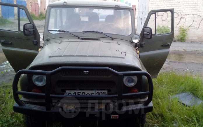 УАЗ 3151, 1998 год, 200 000 руб.