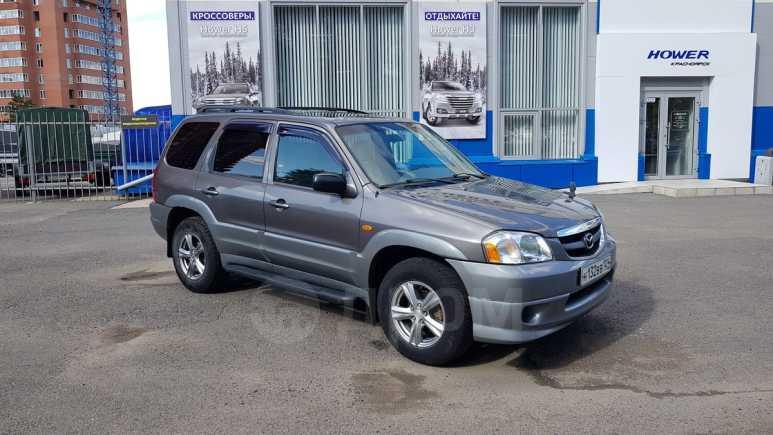Mazda Tribute, 2001 год, 399 000 руб.
