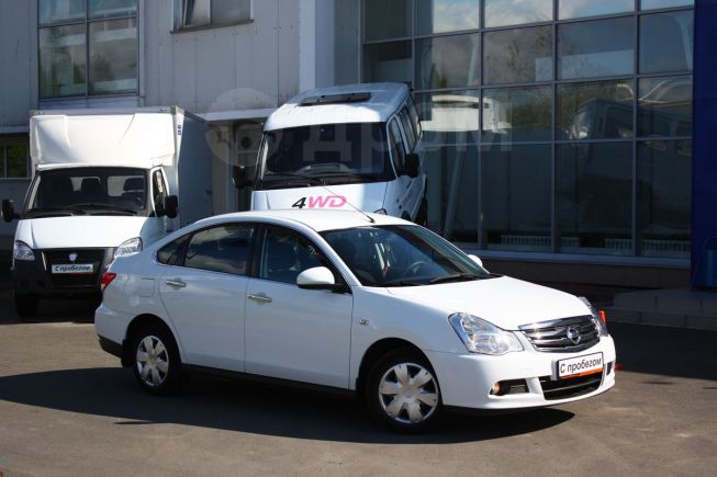 Nissan Almera, 2014 год, 485 000 руб.