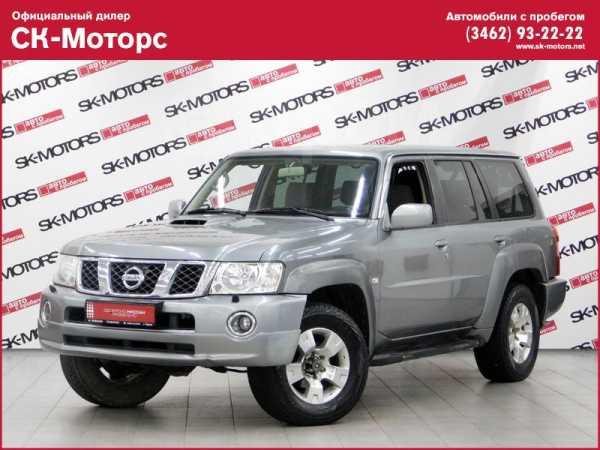 Nissan Patrol, 2008 год, 745 000 руб.