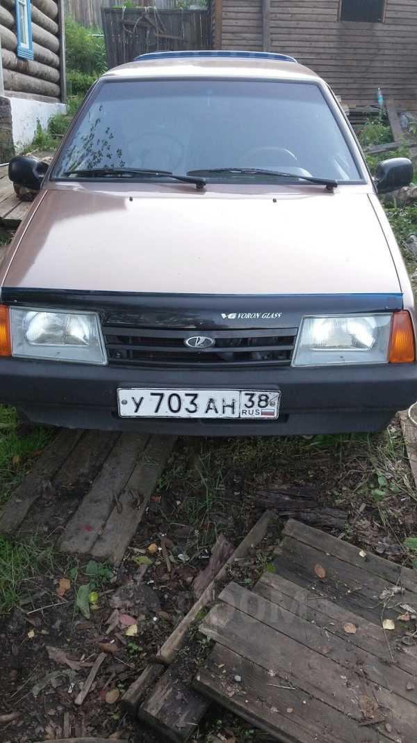 Лада 2109, 1988 год, 70 000 руб.