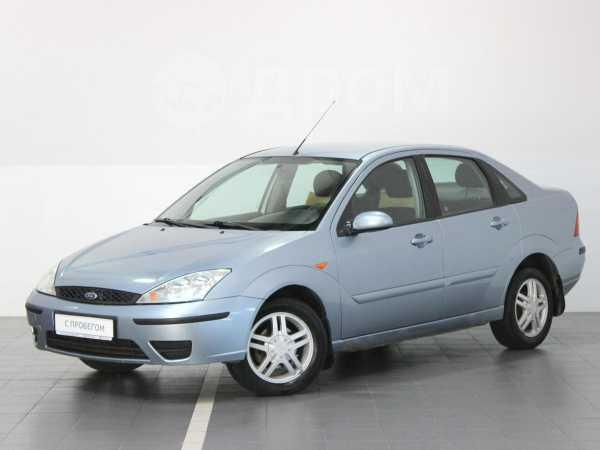 Ford Focus, 2004 год, 169 000 руб.