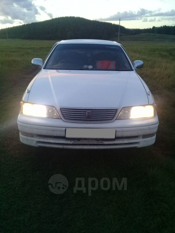 Toyota Mark II, 1999 год, 280 000 руб.
