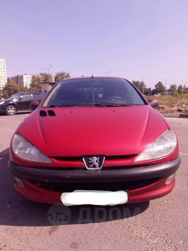 Peugeot 206, 2001 год, 160 000 руб.