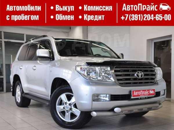 Toyota Land Cruiser, 2010 год, 1 925 000 руб.