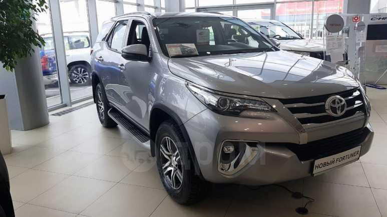 Toyota Fortuner, 2018 год, 2 555 000 руб.