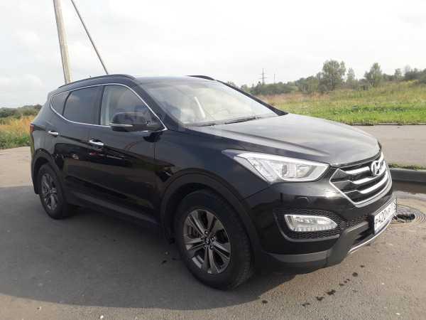Hyundai Santa Fe, 2014 год, 1 215 000 руб.