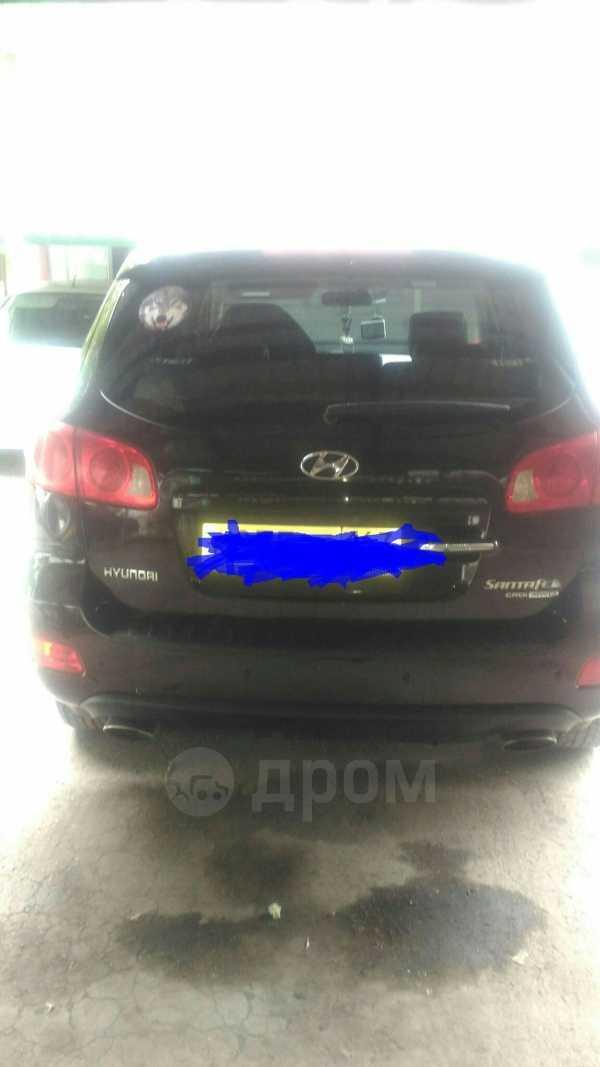 Hyundai Santa Fe, 2008 год, 900 000 руб.