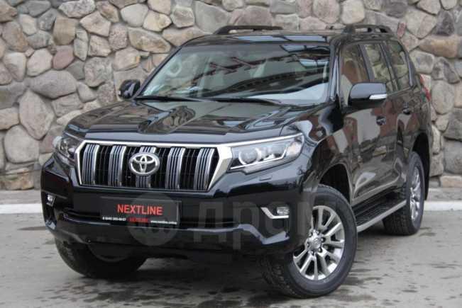 Toyota Land Cruiser Prado, 2018 год, 3 430 000 руб.