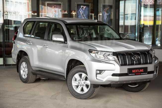 Toyota Land Cruiser Prado, 2018 год, 3 010 000 руб.
