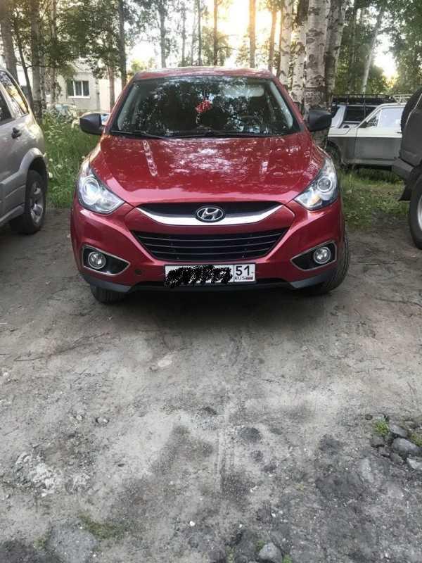 Hyundai ix35, 2010 год, 730 000 руб.
