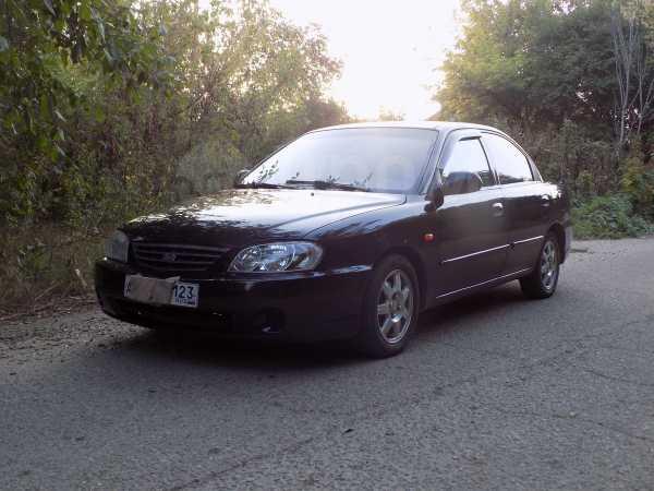 Kia Spectra, 2007 год, 220 000 руб.