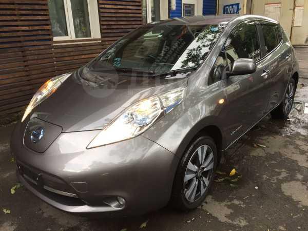 Nissan Leaf, 2015 год, 725 000 руб.