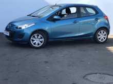 Казань Mazda2 2012