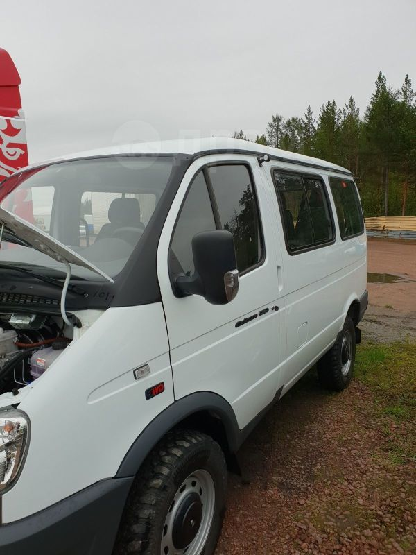 ГАЗ 2217, 2018 год, 1 100 000 руб.