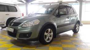 Хабаровск Suzuki SX4 2011