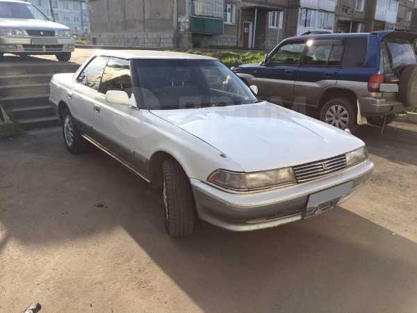 Toyota Mark II, 1989 год, 130 000 руб.