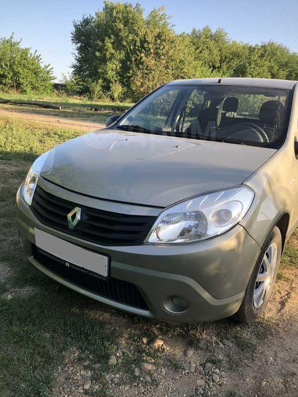 Renault Sandero, 2011 год, 285 000 руб.