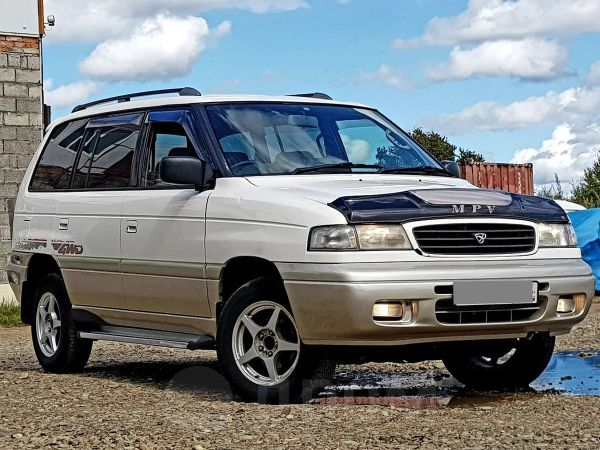 Mazda MPV, 1996 год, 325 000 руб.