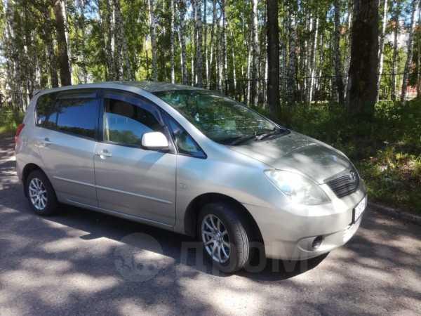 Toyota Corolla Spacio, 2002 год, 365 000 руб.